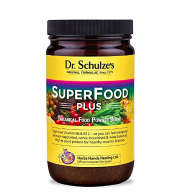 Dr. Schulze's Superfood Plus Powder